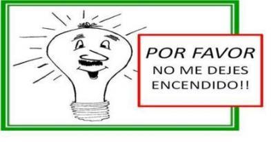 CAMPAÑA DE AHORRO ENERGÉTICO