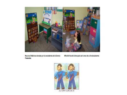 Sala Infantil del Cultca Noviembre de 2007