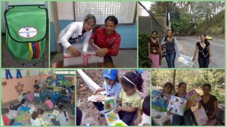 Biblioteca Infantil Comunitaria Cultca