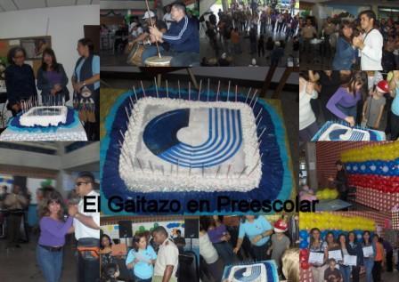 El Gaitazo y El Cumpleaños del CULTCA  2009