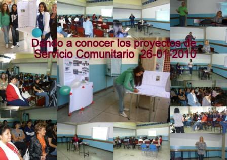 Jornadas de Servicio Comunitario en Preescolar
