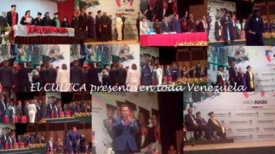 El CULTCA presente en toda Venezuela