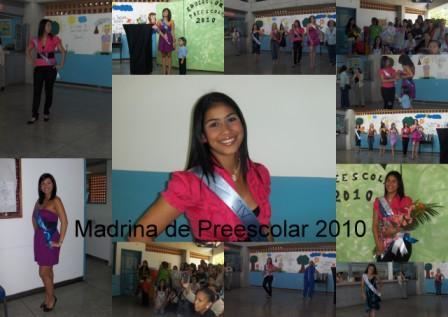 Madrina  del CULTCA 2010