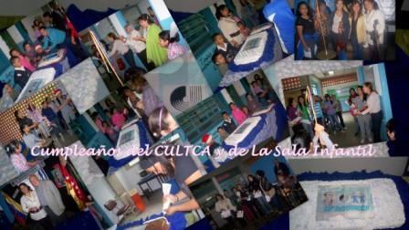 Cumpleaños del CULTCA y de La Sala Infantil