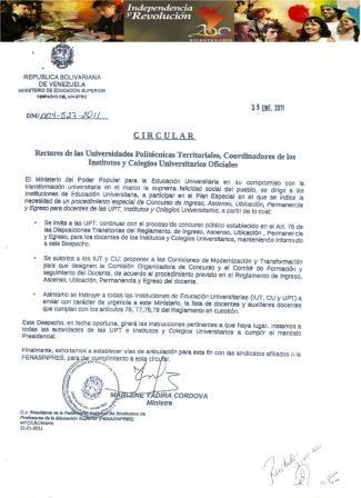 Muy Buenas Noticias 31 de enero de 2011