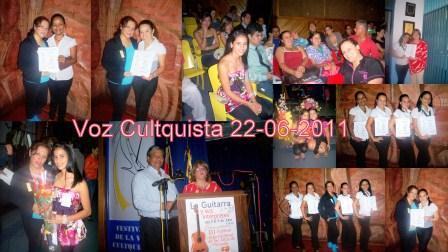 Voz Cultquista 2011