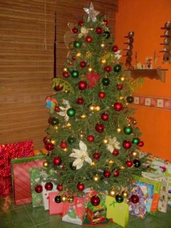 Feliz Navidad y Prospero Año 2012
