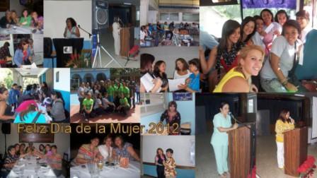 Día Internacional de la Mujer 8 de Marzo Felicitaciones a todas nuestra Bellas Mujeres Luchadoras