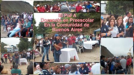 Visita a la Comunidad de Buenos Aires 14-abril-2012